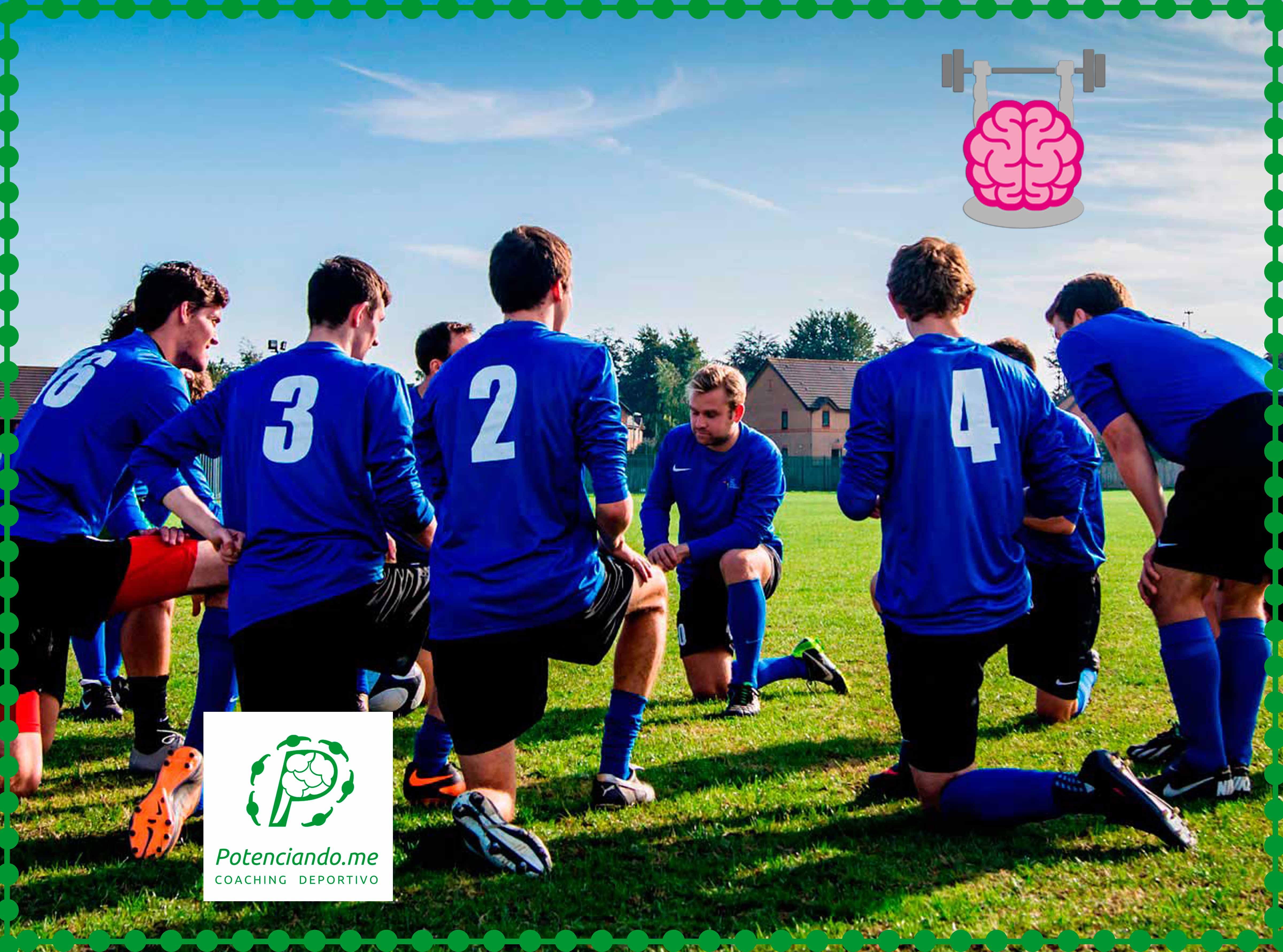 coaching deportivo en equipos